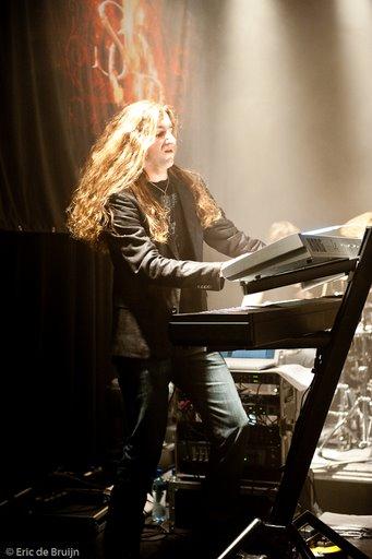 Stream Of Passion - Jeffrey Revet, toetsen