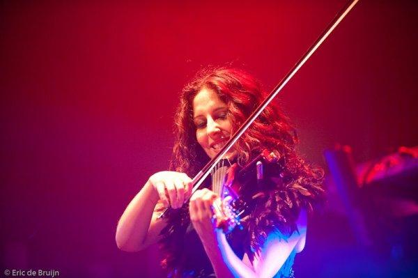 Stream Of Passion - Marcela Bovio, viool