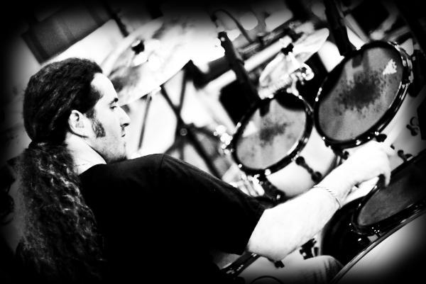 Drummer Leo Margarit