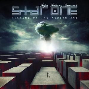Cover album Star One