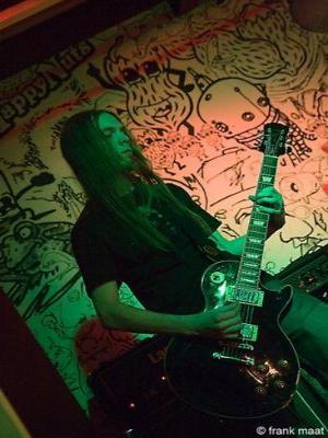 gitarist Akelei