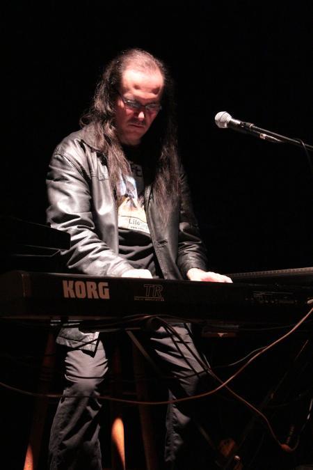 Claudio Momberg (photo by Felipe Aquilera)