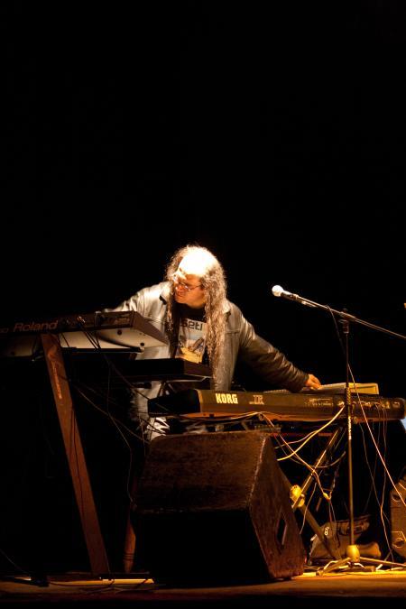 Claudio Momberg (photo by Ursula Pena)