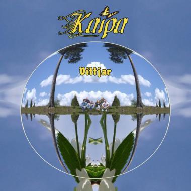 Kaipa - Vittjar (hoes)