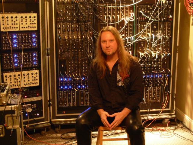 Erik Norlander 2003