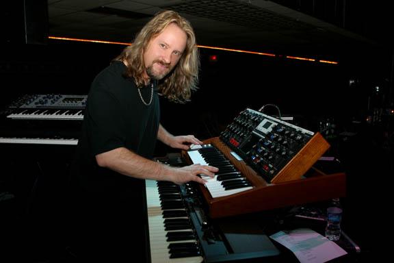 Erik Norlander 2008 (foto door Neal Hamilton