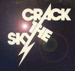 Klik en ga naar de website van Crack The Sky