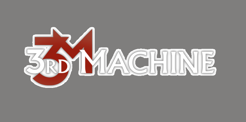 3rd Machine logo