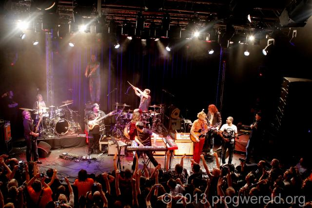 Neal Morse Band - The Flower Kings - 6-3-2013