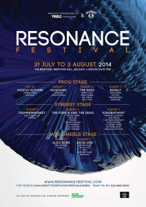 Resonance lineup