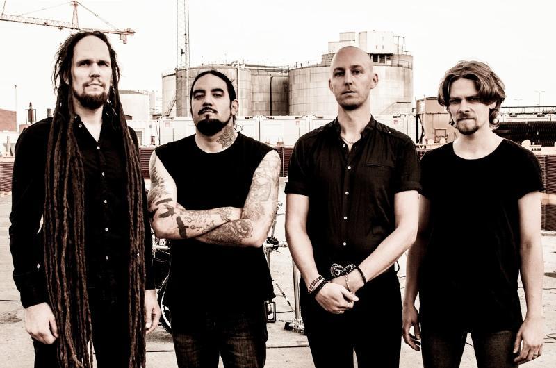 De Zweedse prog-metal band Soen 1 - Progwereld