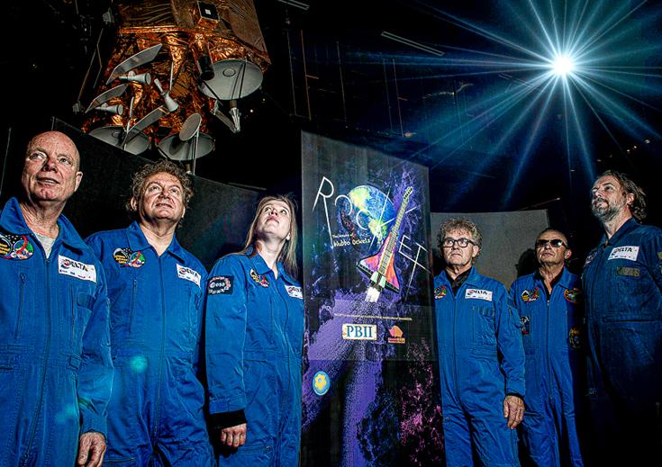 PBII in het Spacelab