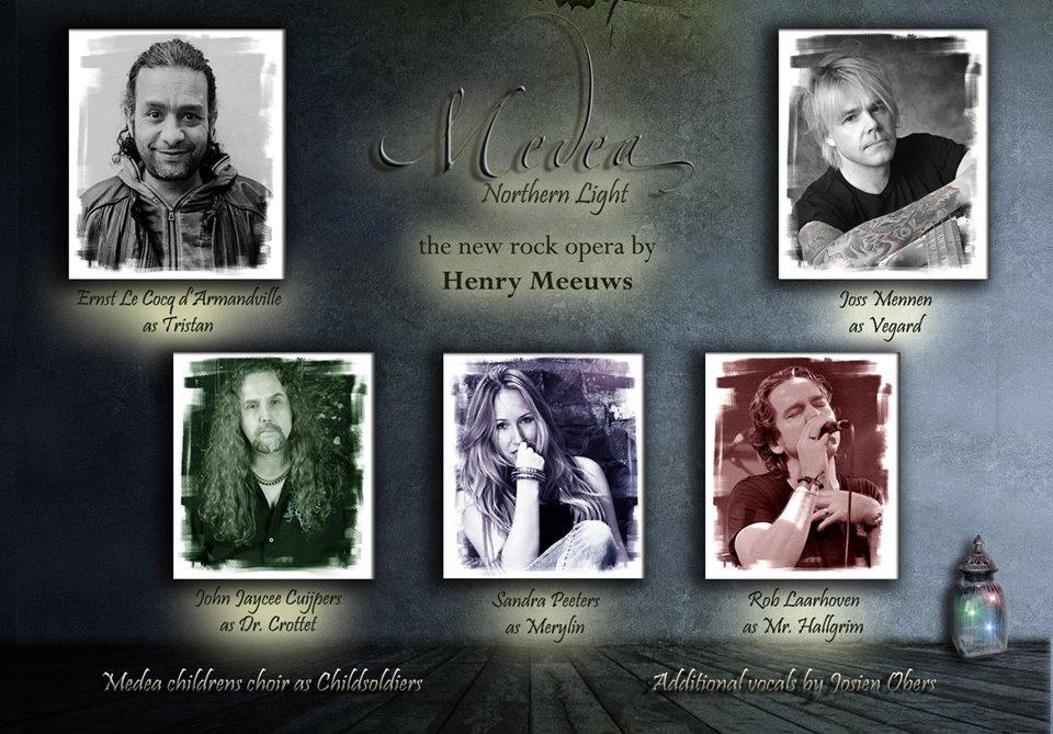 Medea+zangers