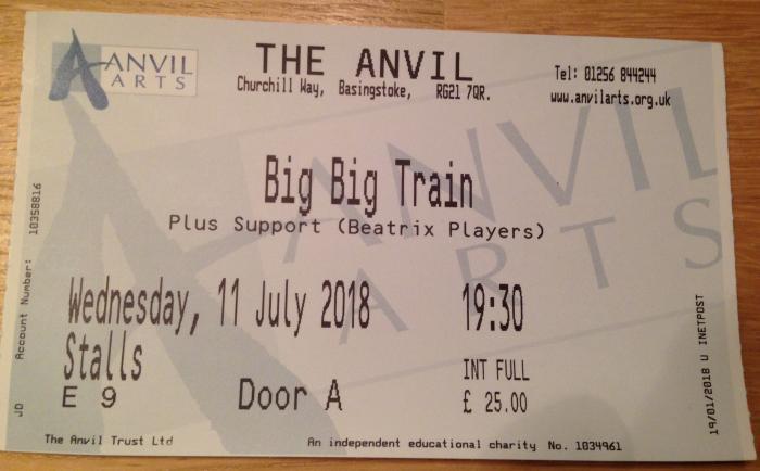 Big Big Train The Anvil01