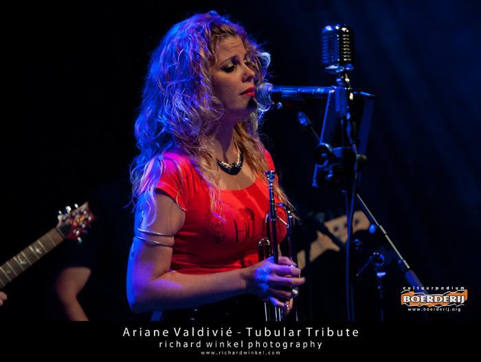 Ariane Valdivié